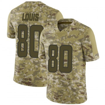 Youth Ricardo Louis Miami Dolphins Nike Limited 2018 Salute to Service Jersey - Camo